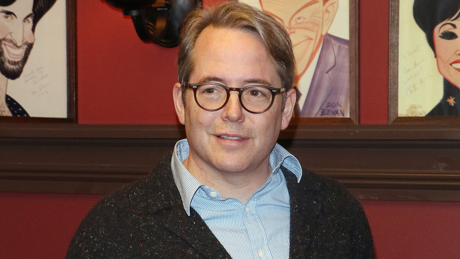Matthew Broderick Headshot - Getty - H 2017