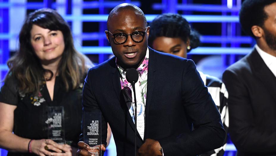 2017 Film Independent Spirit Awards - Barry Jenkins -Robert Altman Award -Getty-H 2017