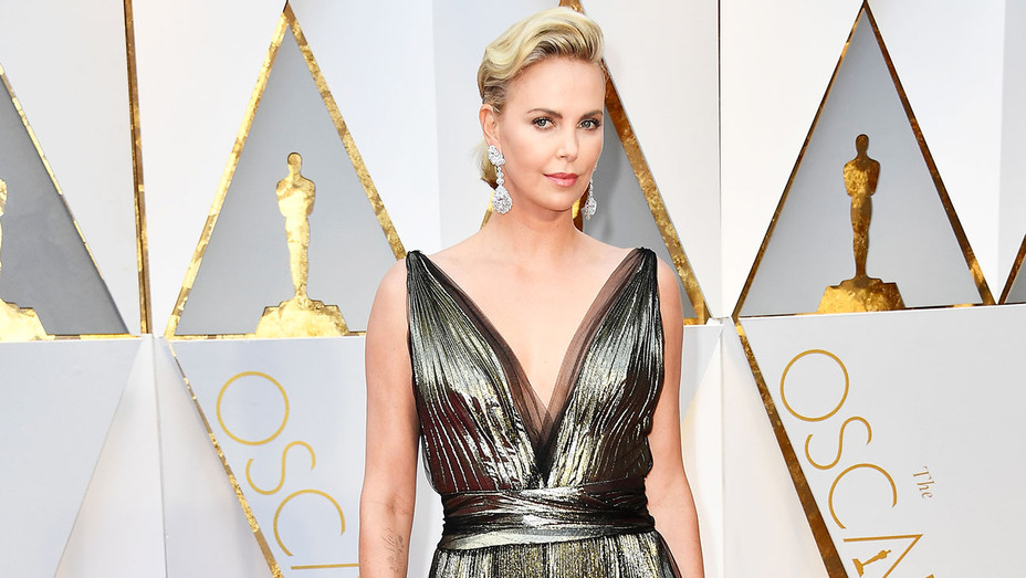 Charlize Theron 89th Annual Academy Awards - Getty - H 2017