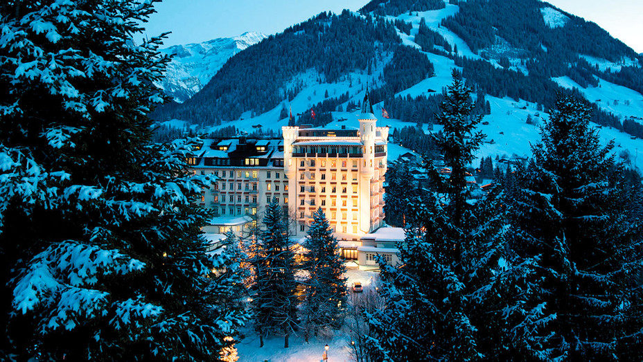 Gstaad Palace - Publicity - H 2017