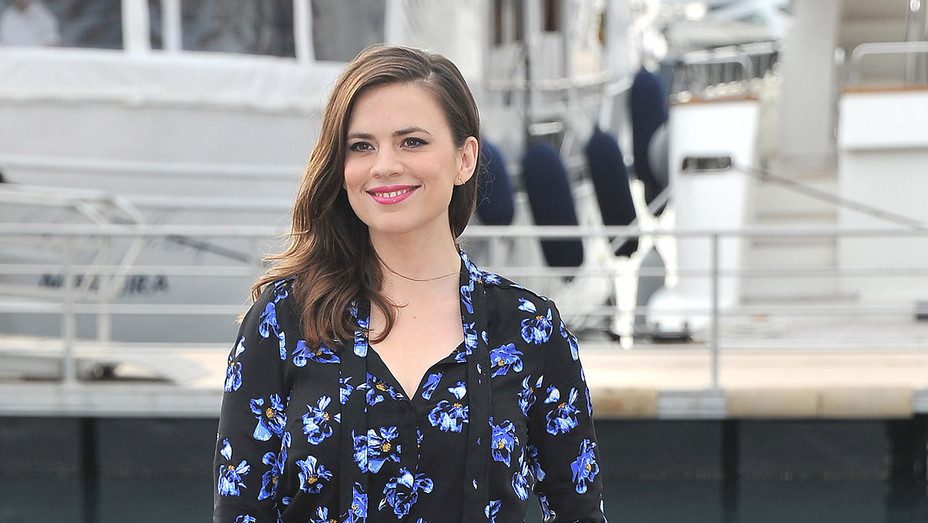 Hayley Atwell - Getty - H 2017