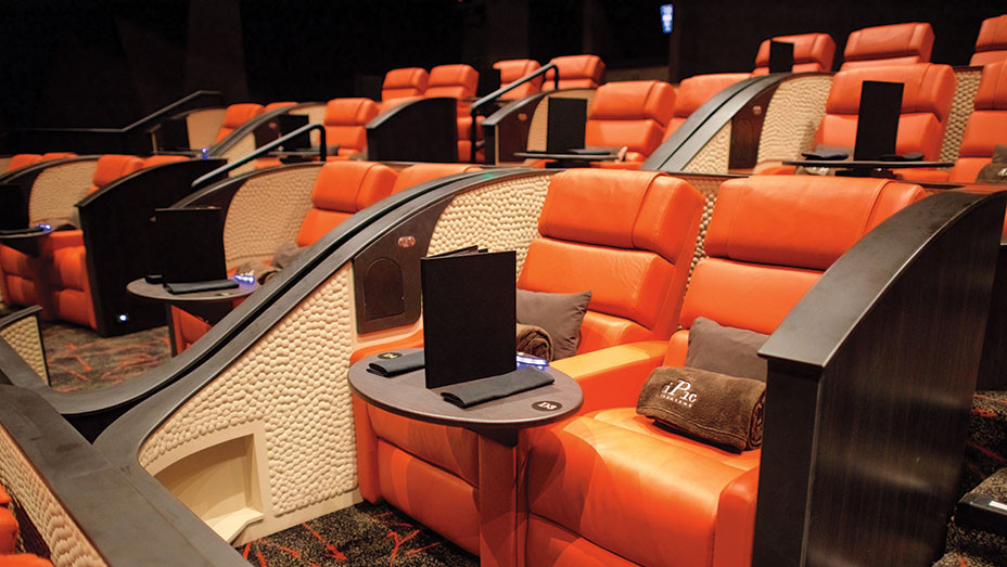 iPic seats - most expensive movie ticket in the U.S.- Publicity- EMBED 2017