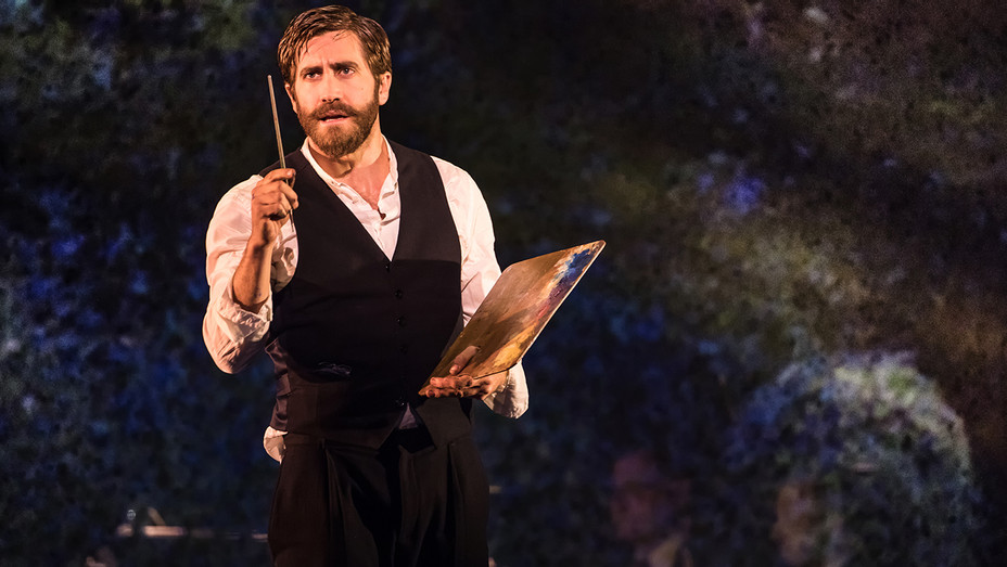 Sunday in the Park with George Jake Gyllenhaal Approved - Publicity - H 2017
