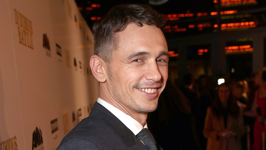 James Franco_In Dubious Battle Premiere - Getty - H 2017