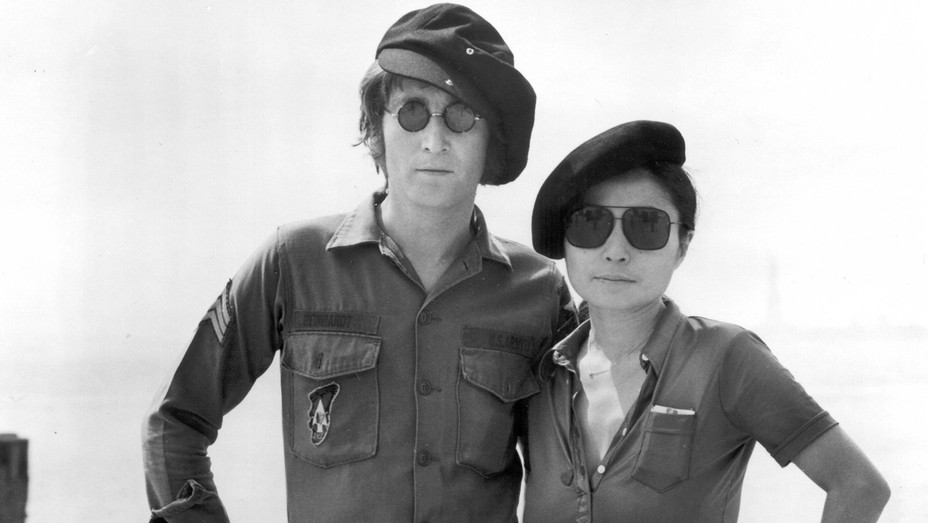 John Lennon Yoko Ono - Getty - H 2017