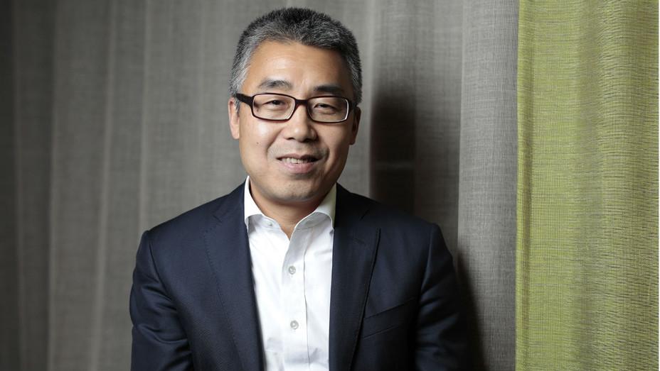 CMC chairman Li Ruigang - H Getty 2017