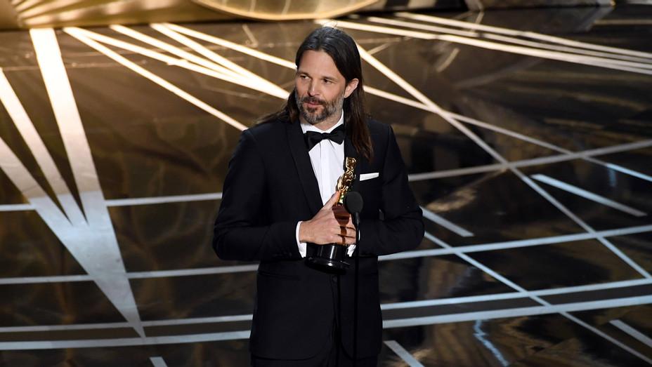 Linus Sandgren La La Land Wins 89th Annual Academy Awards - Getty - H 2017