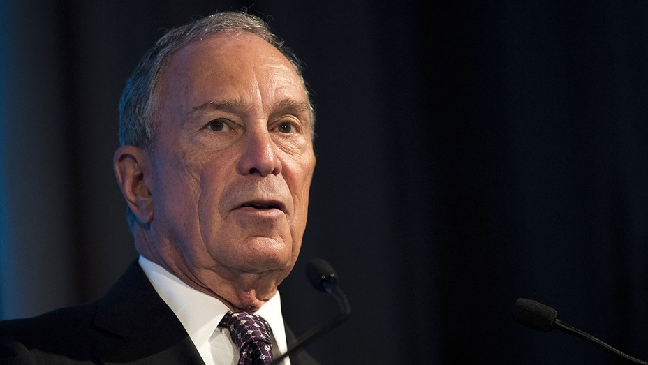 Michael Bloomberg - Getty - H 2017