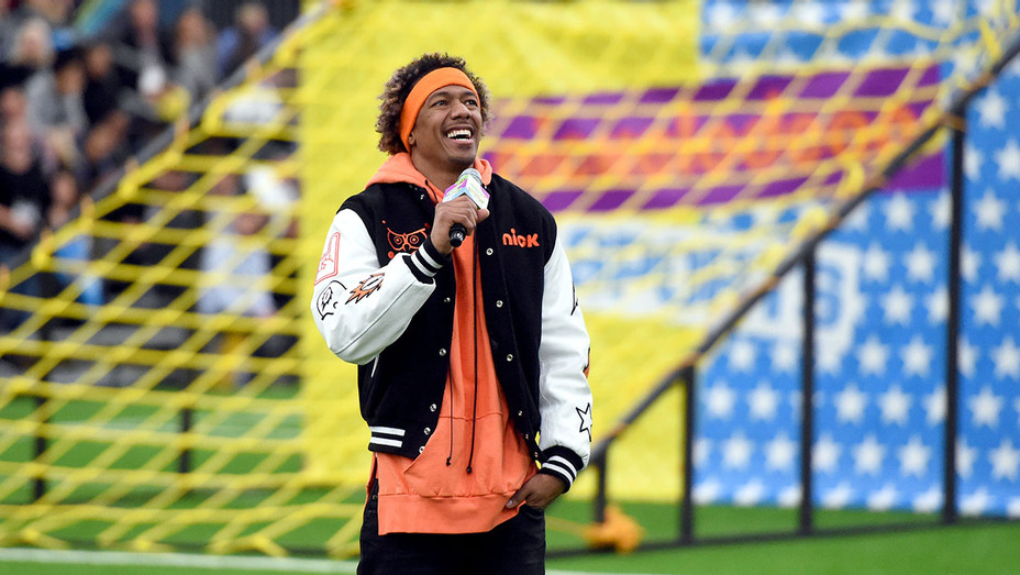 Nick Cannon football - Getty - H 2017