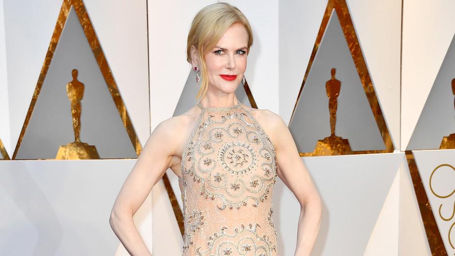 Nicole Kidman 89th Annual Academy Awards - Getty - H 2017