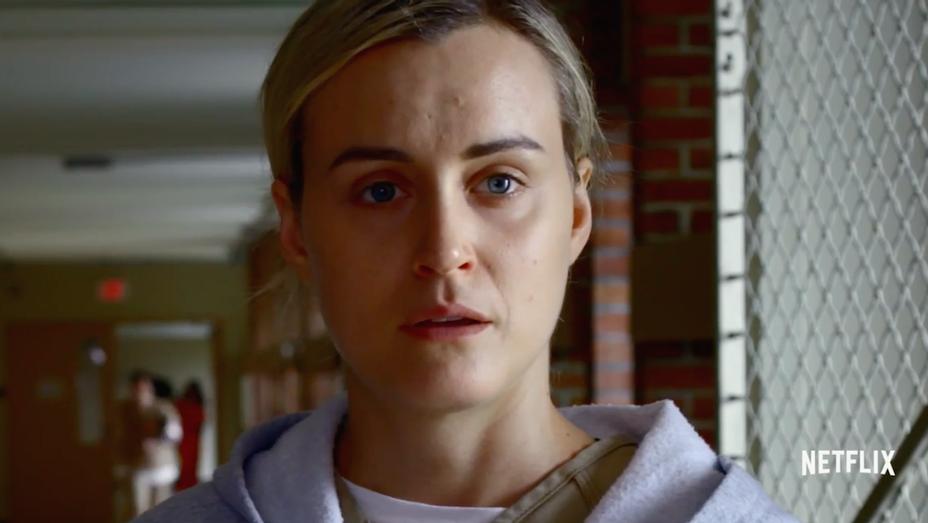 Taylor Schilling  - Orange is the New Black Season 5 Annoucement Still - H 2017