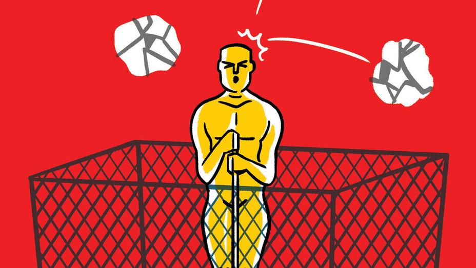 Brutally Honest Oscar Ballot - Illustration by Kyle Metcalf - H 2017