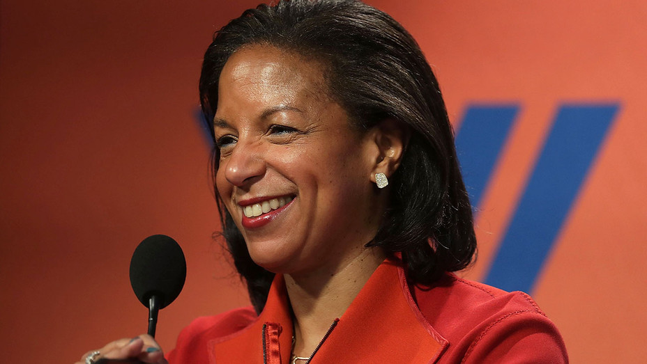 Susan Rice - Getty - H 2017