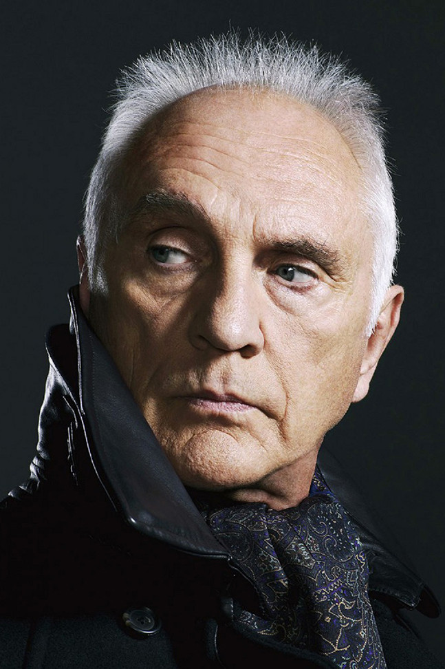 Terence Stamp P 2017