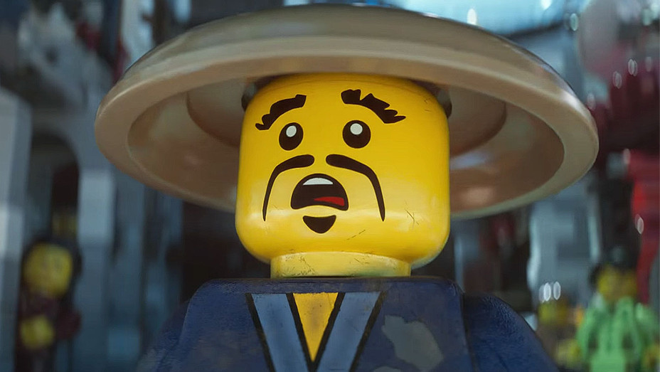 The LEGO NINJAGO Movie - Trailer Tease Screen shot-H 2017
