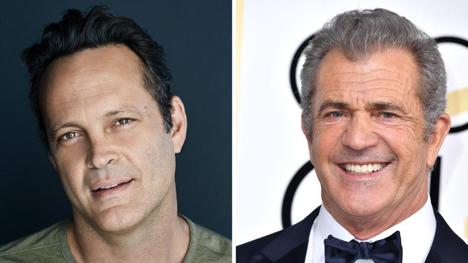 Vince Vaughn Mel Gibson - Publicity - H Split 2017