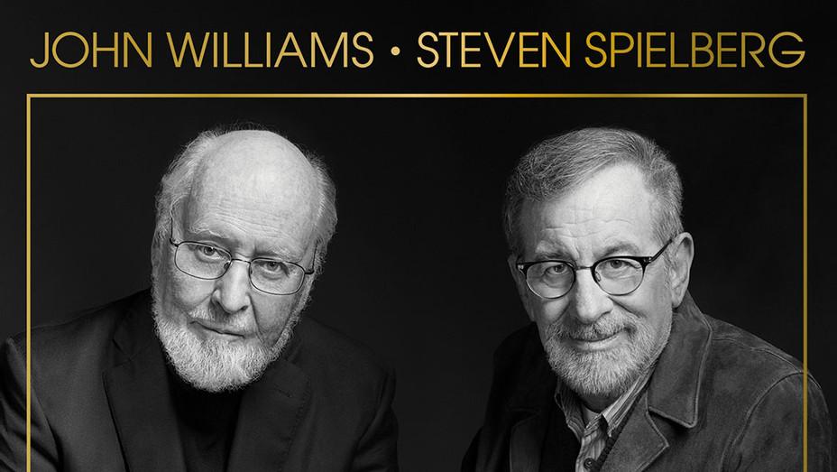 John Williams Steven Speilberg Ultimate Collection Cover - Publicity - SQ 2017
