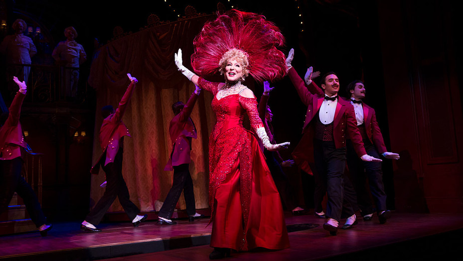 Bette Midler Hello Dolly - Publicity - H 2017