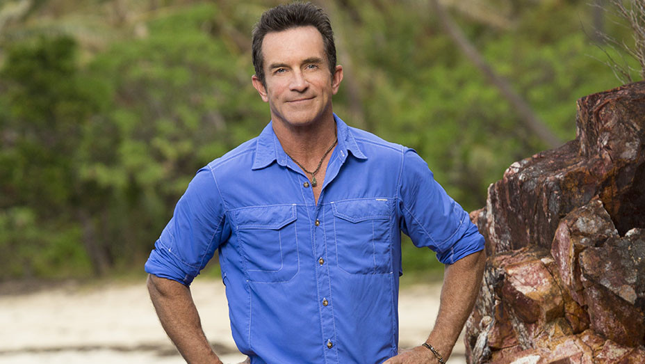 Jeff Probst -Game Changers - 34th season -Publicity- EMBED 2017