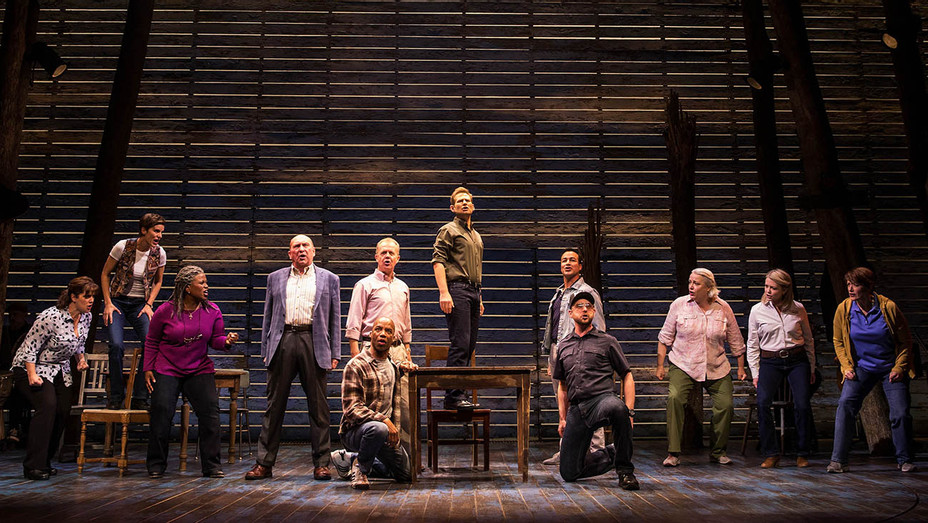Cast COME FROM AWAY - Publicity - H 2017