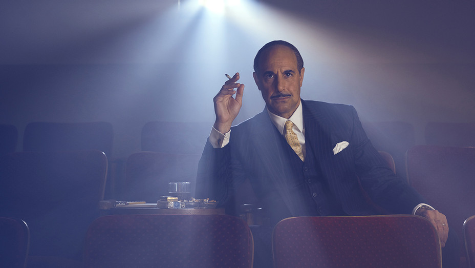 Stanley Tucci FX Feud Theater - Publicity - H 2017
