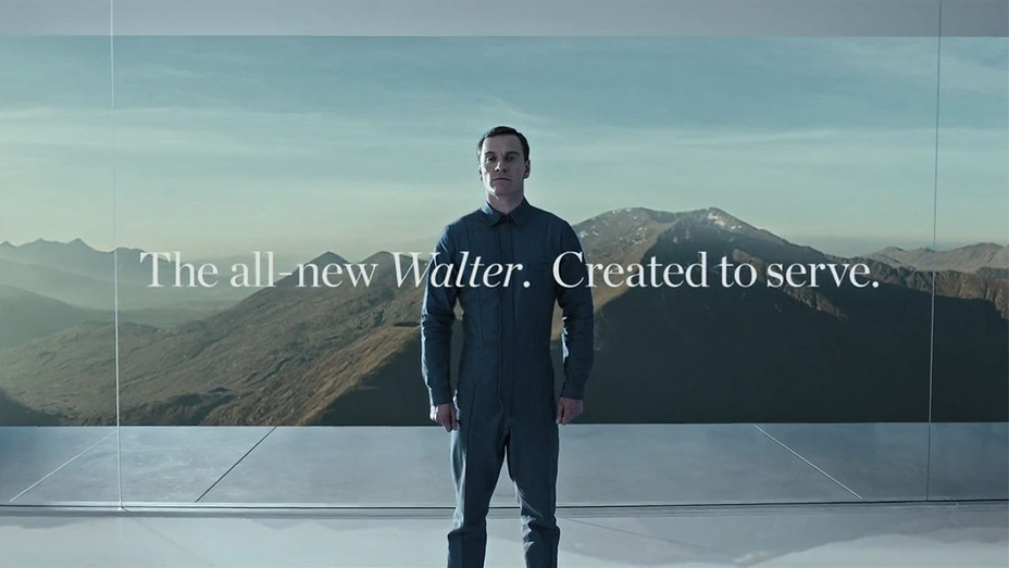 Alien: Covenant_Walter_Trailer Still - H 2017