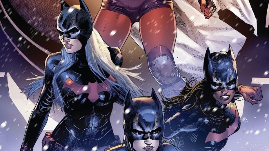 Batgirl Futures - Publicity - H 2017