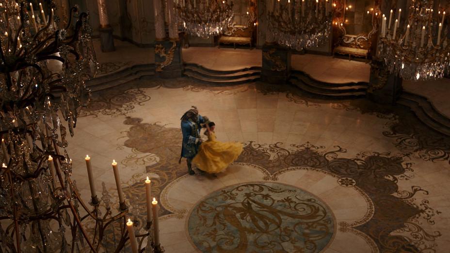 Beauty and the Beast Still Ballroom - Publicity - H 2017