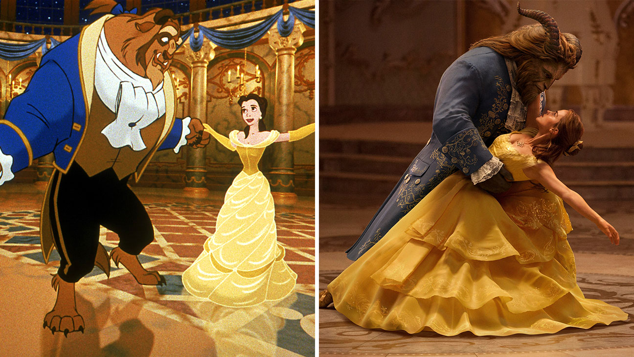 Beauty And The Beast 9 Differences Between The Live Action And Animated Movies And Why They Matter Hollywood Reporter