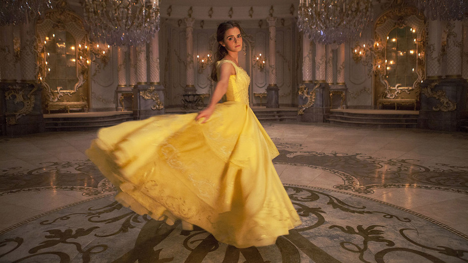 Beauty and the Beast - a live-action adaptation-Emma Watson -Publicity- H 2017
