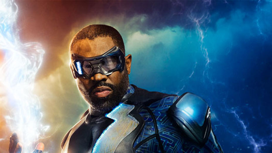 BLACK LIGHTNING First Look - Publicity - EMBED 2017