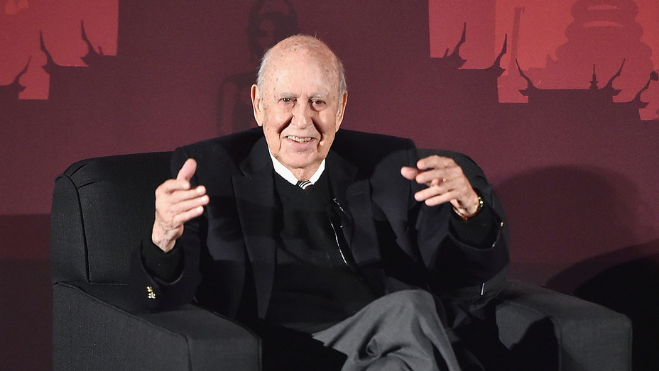 Carl Reiner - Getty - H 2017