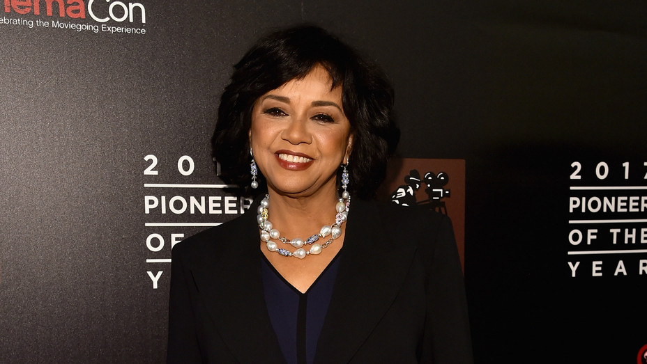 Cheryl Boone Isaacs at CinemaCon - Getty - H 2017