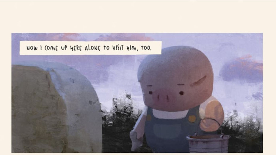 Dam Keeper Page -Publicity-Tonko House -First Second -P 2017
