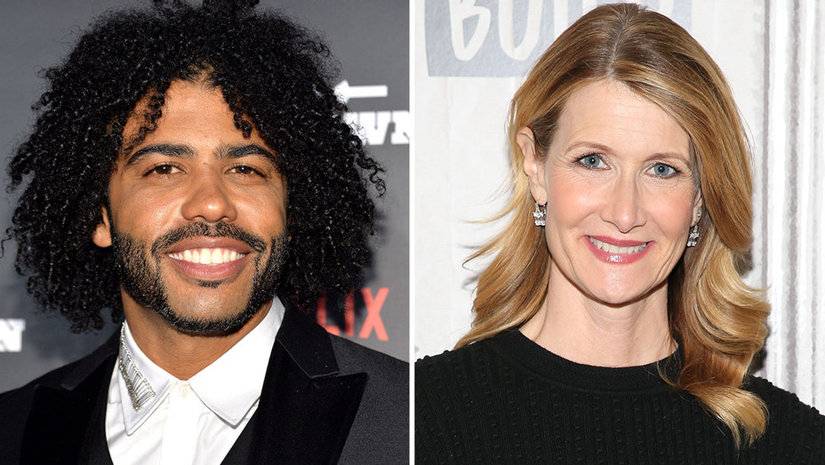 daveed diggs and laura dern -Split- Getty-H 2017