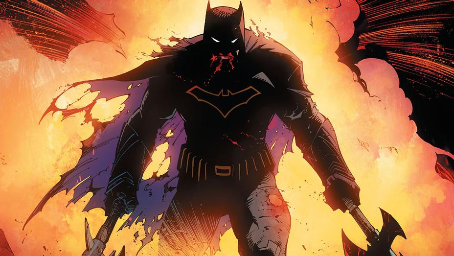 Dark Knight Metal Illustration - Publicity - H 2017