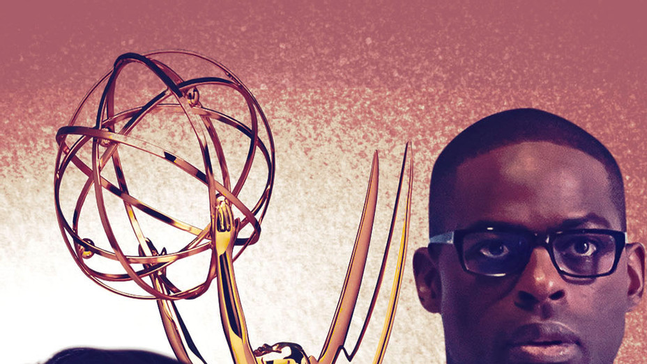 Emmys Races Poised for Shake-Up - Photo Illustration -P 2017