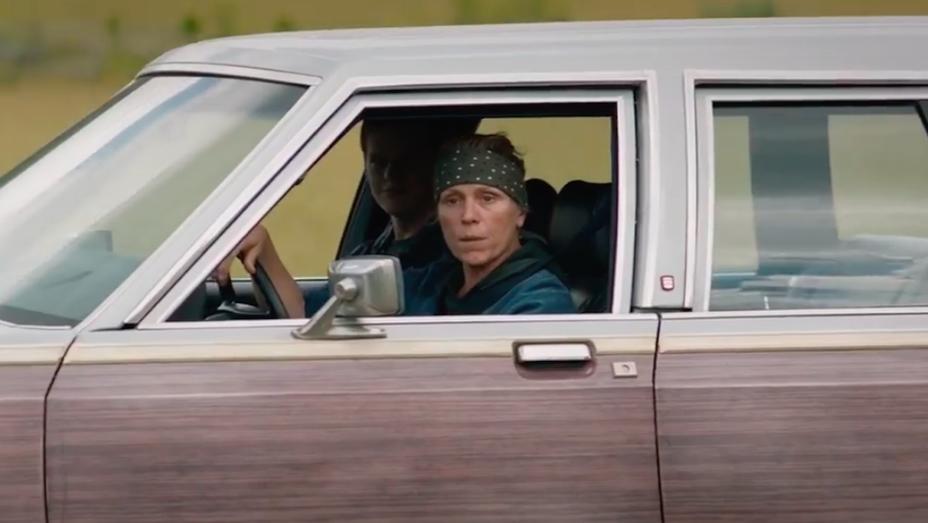 Frances McDormand - Three Billboards Outside Ebbing Missouri Red Band Trailer Still - H 2017