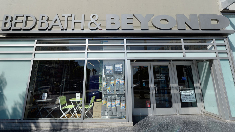 Bed Bath Beyond Store Front - Getty - H 2017