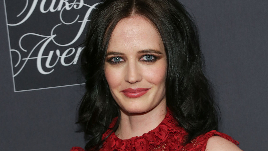 Eva Green Miss Peregrine Main - Getty - H 2017