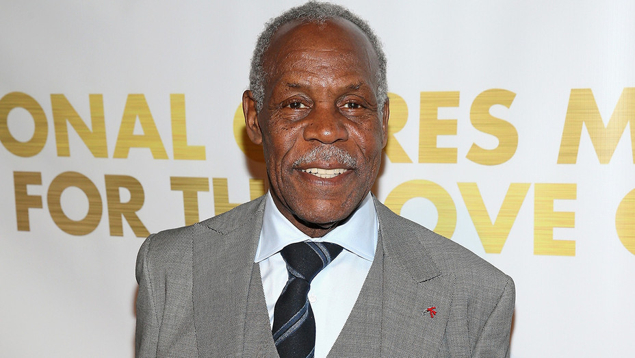Danny Glover National Cares Mentoring - Getty - H 2017