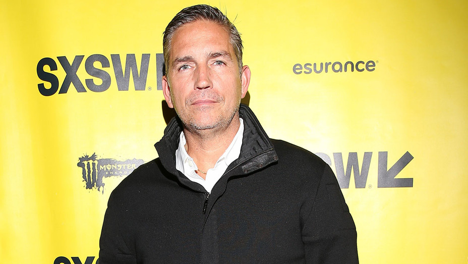 Jim Caviezel The Ballad of Lefty Brown Premiere - Getty - H 2017