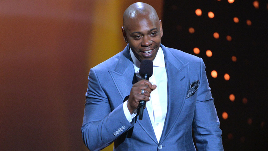 Dave Chappelle Canadian Screen Awards  - Getty - H 2017