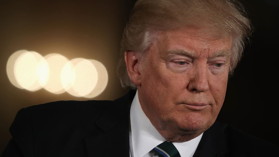 Donald Trump Serious 1 - Getty - H 2017