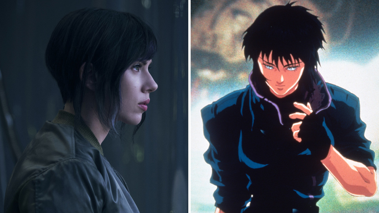 Ghost In The Shell Why It S So Hard To Get The Anime Classic Right Hollywood Reporter