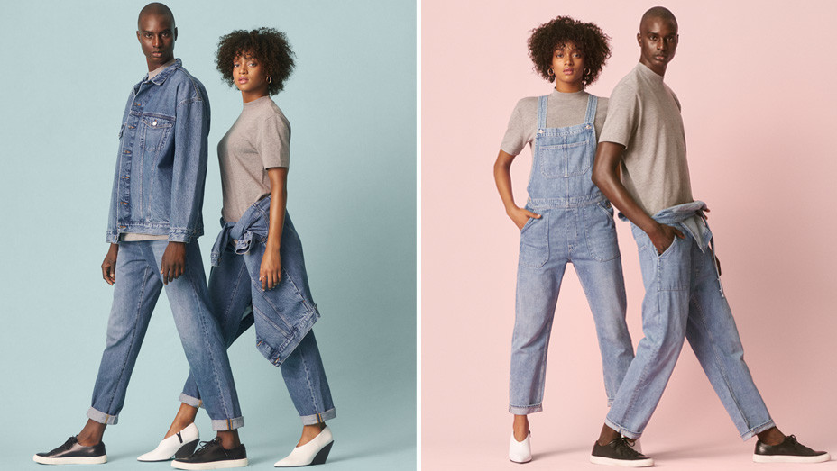 H&M Unisex Denim Collection - Publicity - EMBED
