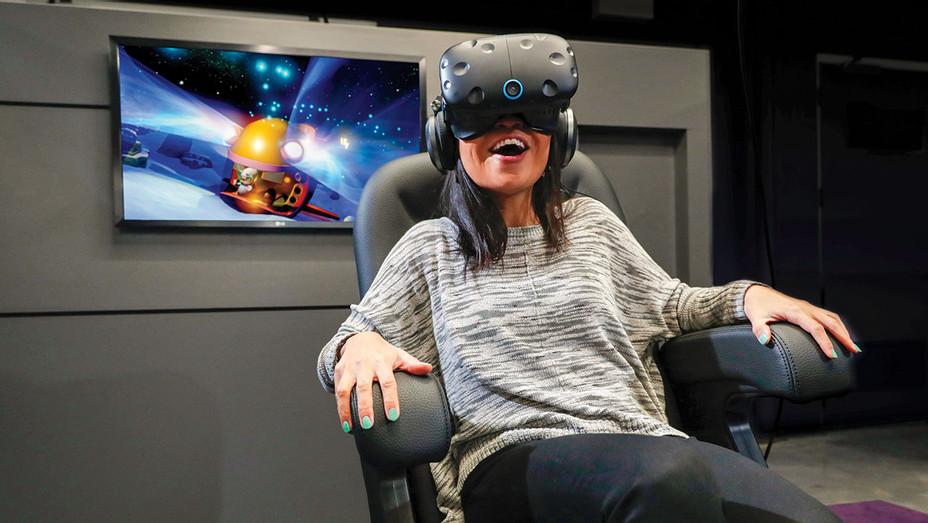 Virtual Reality - Cinema - Publicity -H 2017