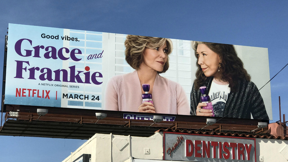Grace and Frankie Billboard - H 2017