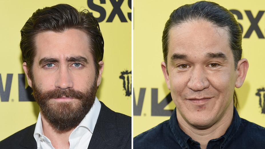 Jake Gyllenhaal and Daniel Espinosa - Getty - H Split 2017