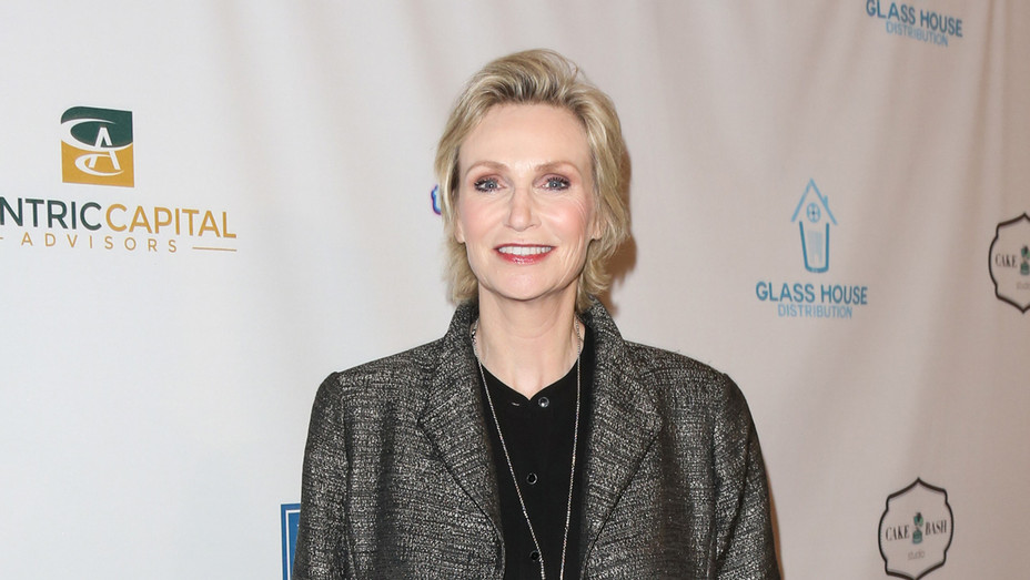 Jane Lynch - Getty - H 2017